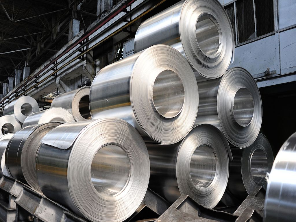 roll alloy steel